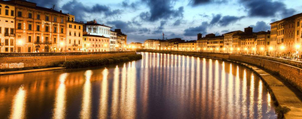 Guardando l'Adige
